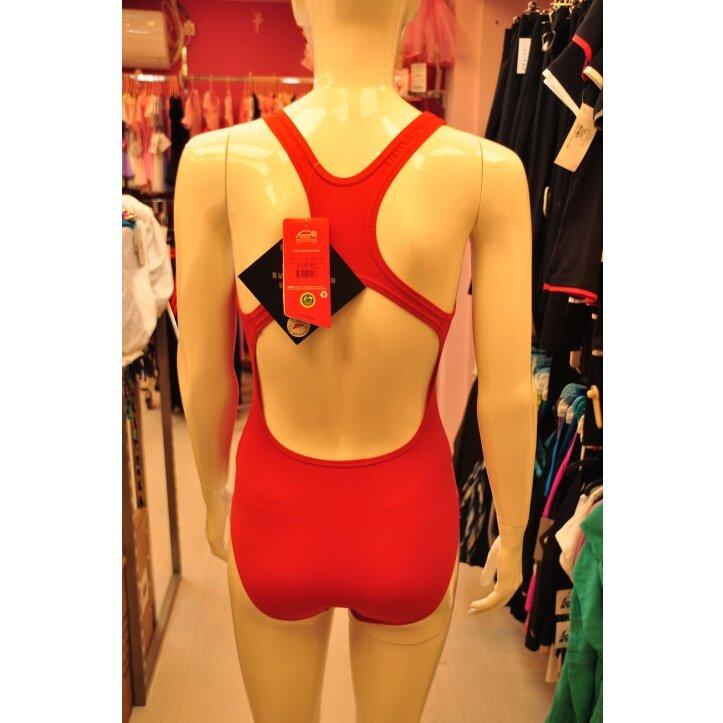 בגד ים בצבע אדום מבית ספידו