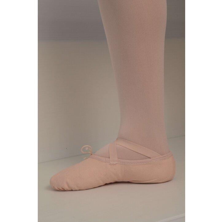 נעלי בלט מפוצלות רודן  - 10