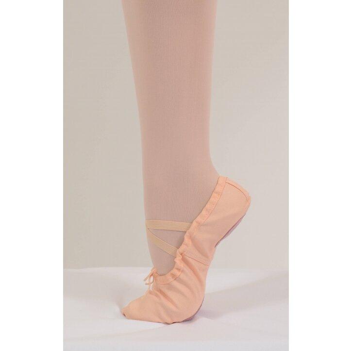 נעלי בלט מפוצלות רודן  - 5