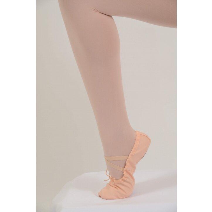 נעלי בלט מפוצלות רודן  - 7