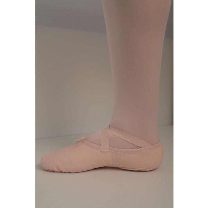 נעלי בלט מפוצלות רודן  - 8