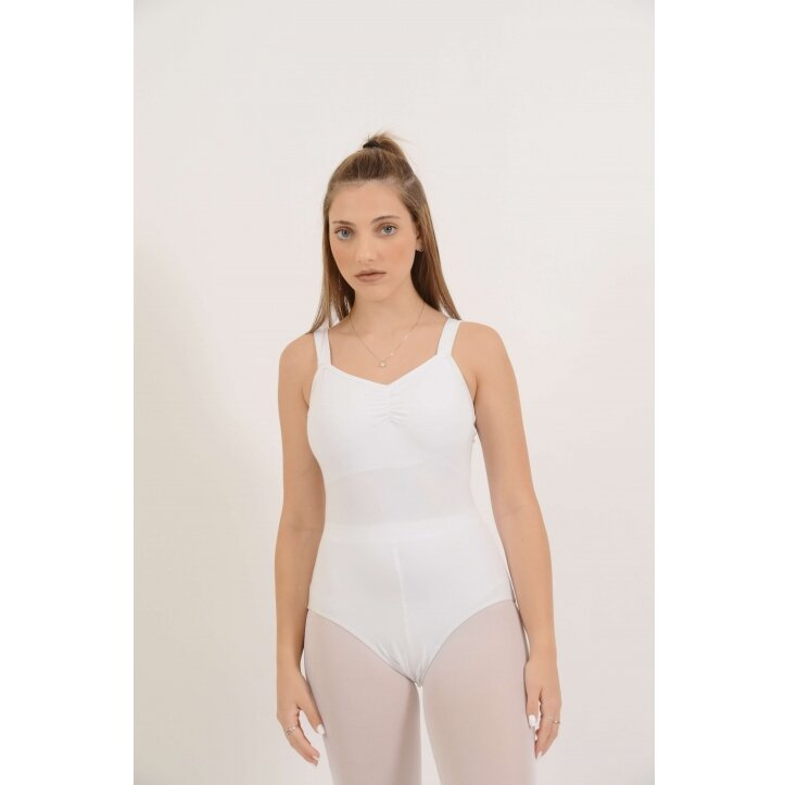 בגד גוף דגם מיטל רודן לבן 10