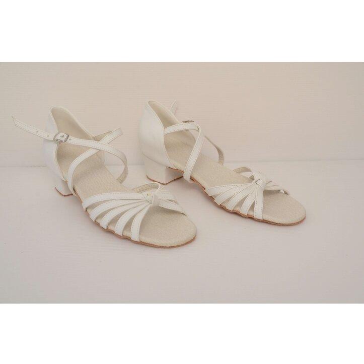 נעלי סלונים ילדות לבנות 5