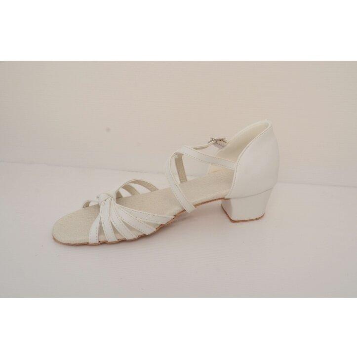 נעלי סלונים ילדות לבנות 3
