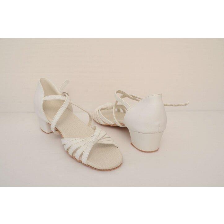 נעלי סלונים ילדות לבנות 6