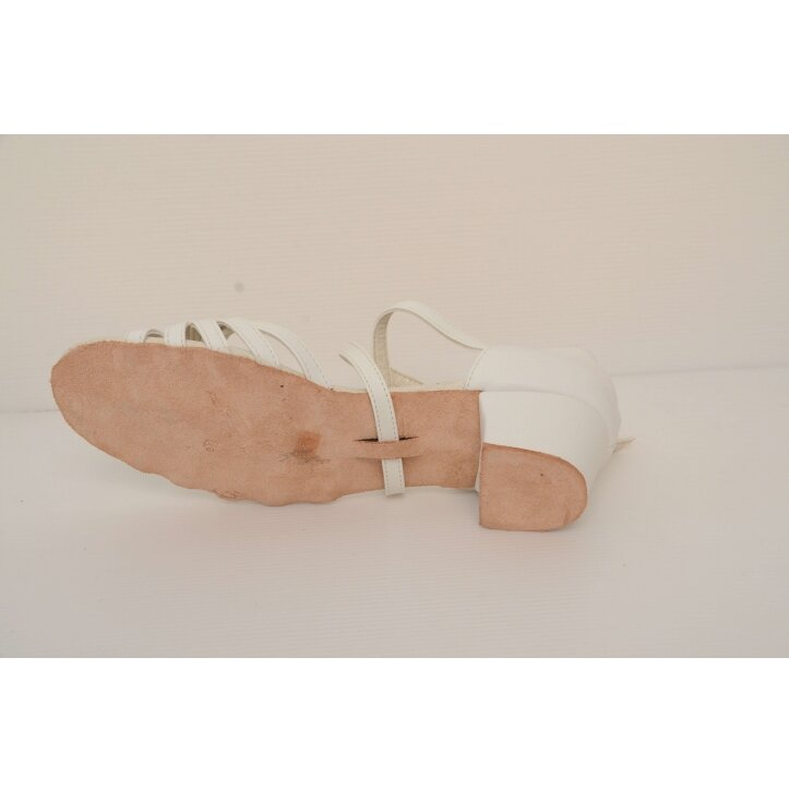 נעלי סלונים ילדות לבנות 2