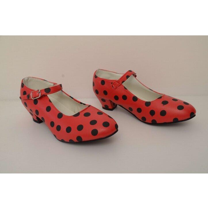 נעלי פלמנקו אופי פרודנס 5