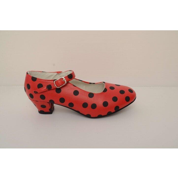 נעלי פלמנקו אופי פרודנס 8
