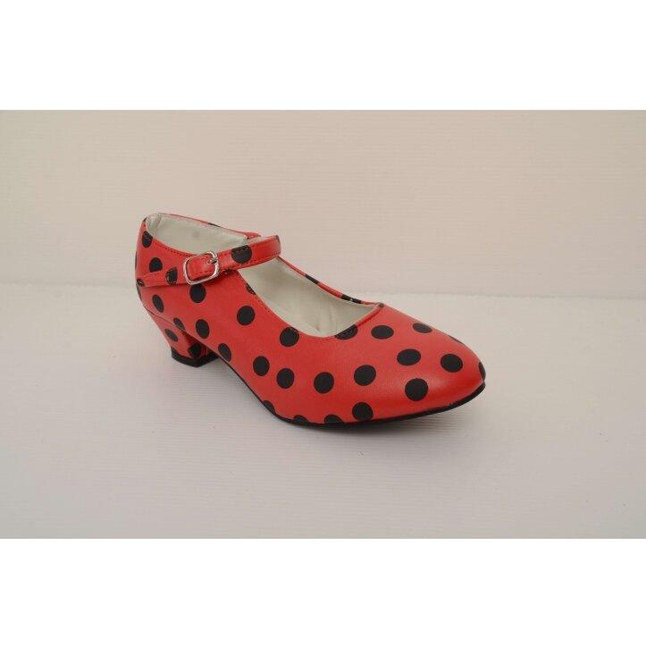 נעלי פלמנקו אופי פרודנס 6