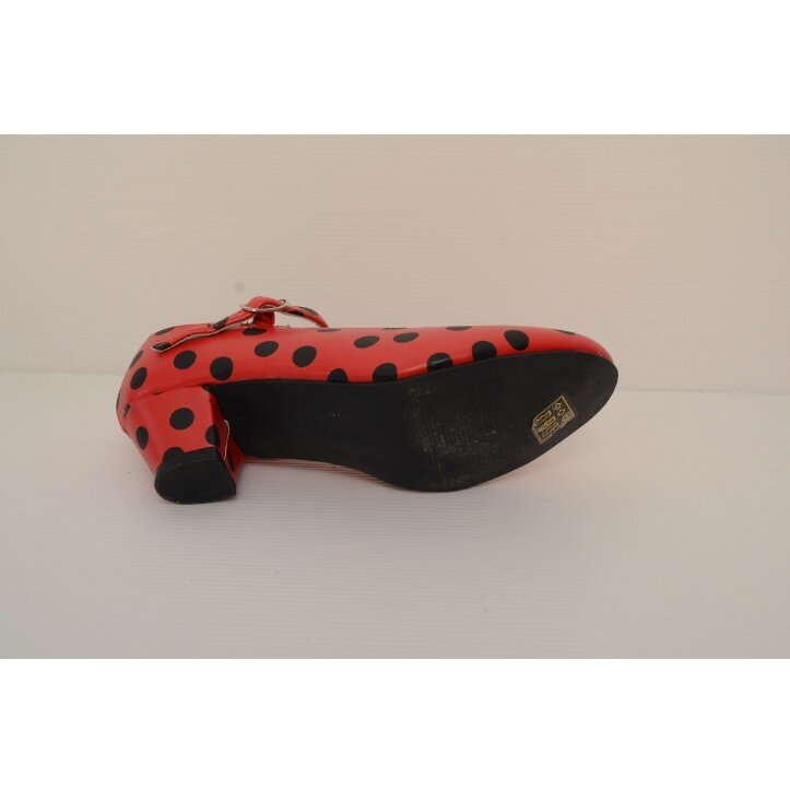 נעלי פלמנקו אופי פרודנס 7