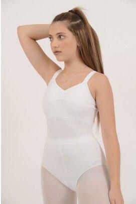 בגד גוף דגם מיטל רודן לבן 1