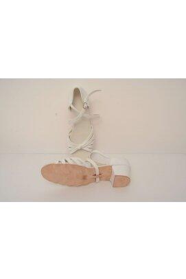 נעלי סלונים ילדות לבנות 1