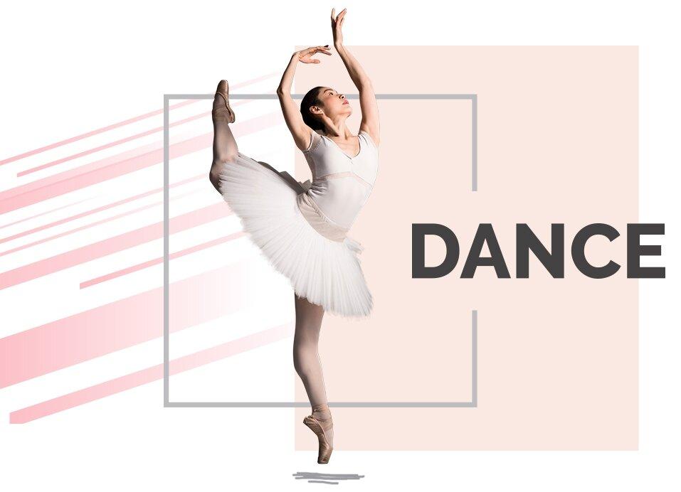 בגדי ונעלי ריקוד מקצועיים